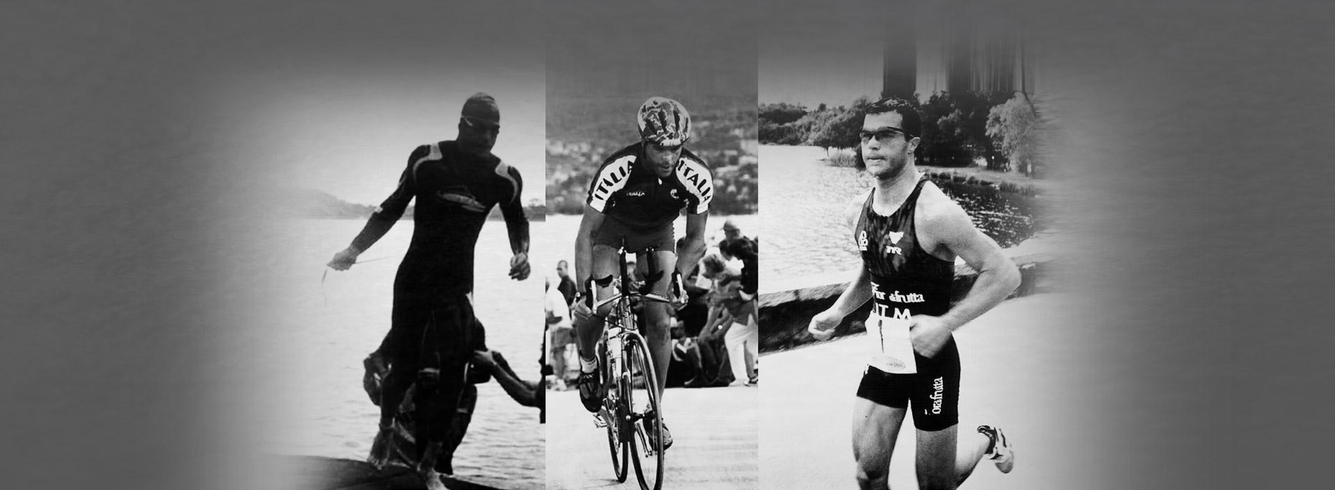 Sfida verso se stessi, ironman, triathlon